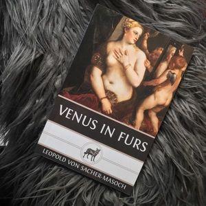 """""""Venus in Furs"""" - Von Sacher-Masoch First Edition"""